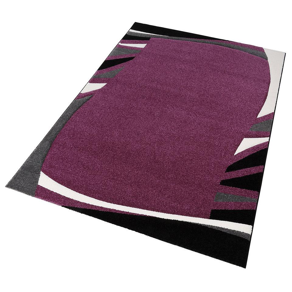 Teppich, my home, �Malik�, handgearbeiteter Konturenschnitt
