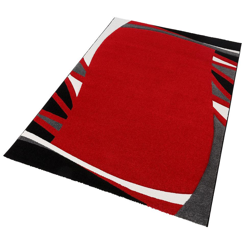 Teppich, my home, »Malik«, handgearbeiteter Konturenschnitt