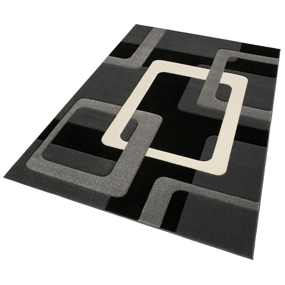 Teppich, my home, �Maxim�, handgearbeiteter Konturenschnitt