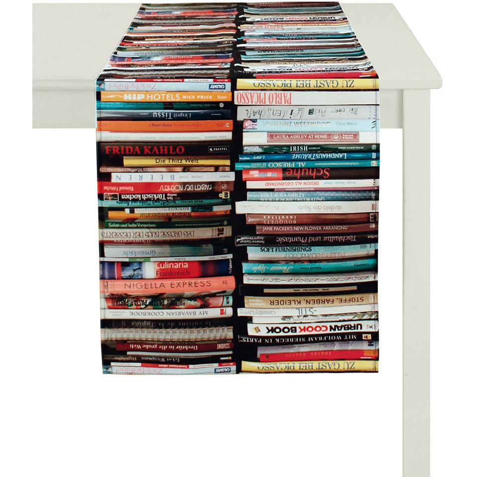 Tischläufer, Apelt, »Libri«