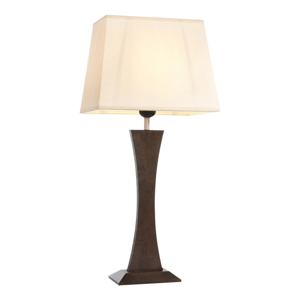 Tischlampe, 1flammig, Höhe ca. 42 cm