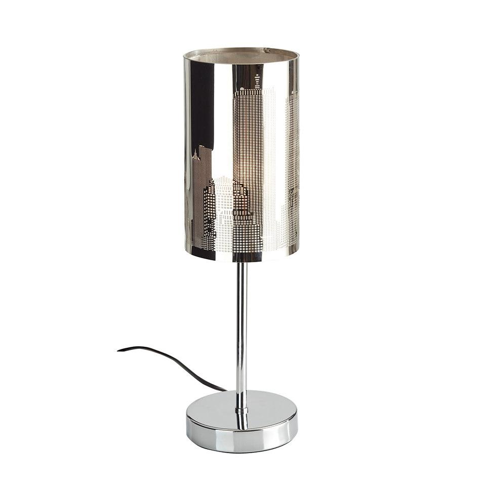 Tischlampe, Trio. Die Leuchte ist geeignet f�r Leuchtmittel der EEK C bis E.
