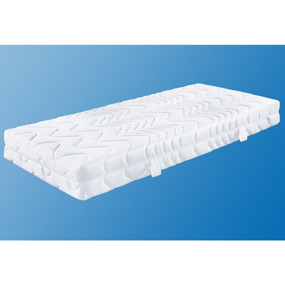 Tonnentaschenfederkern-Matratze, »300 Federn Komfort«, Breckle