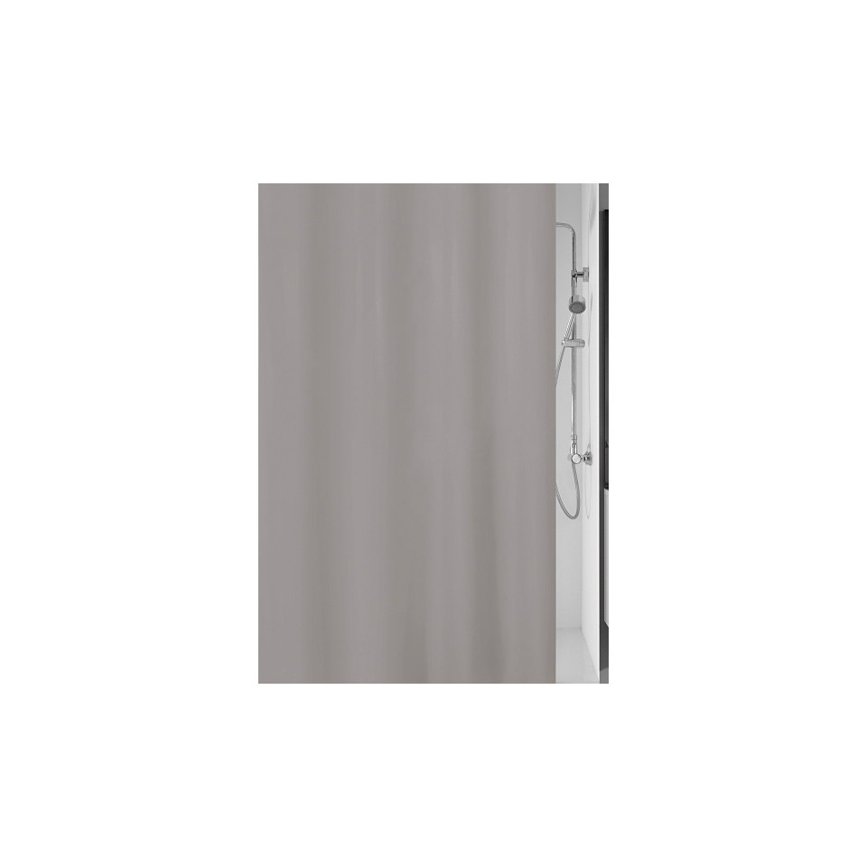 Unifarbene Marken-Duschvorh�nge, 120/200cm