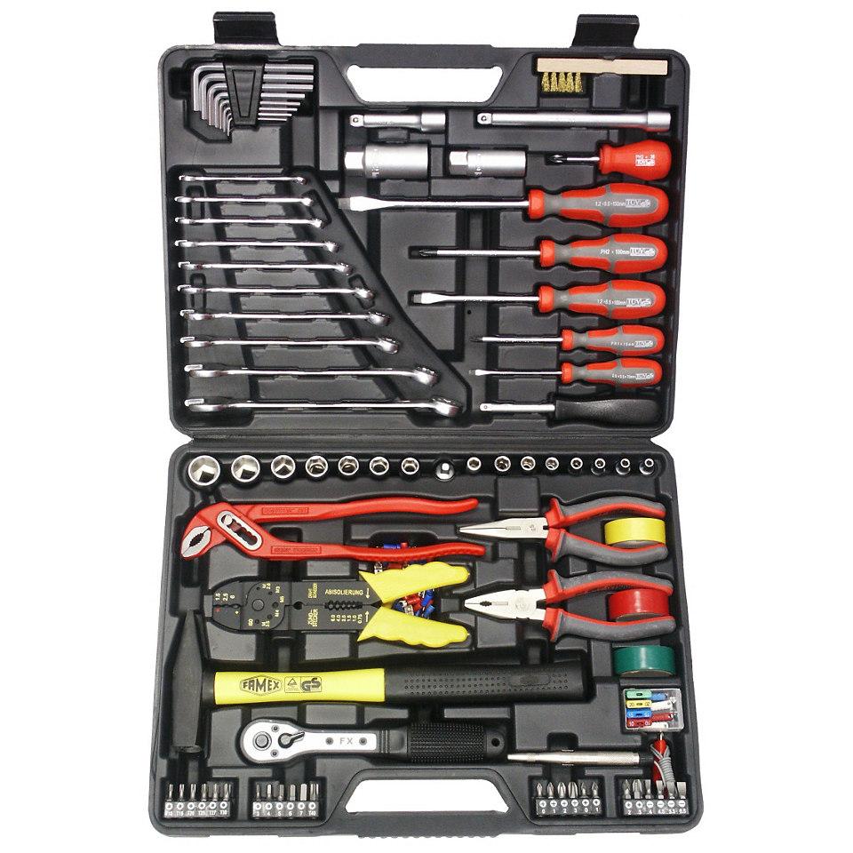 Universal-Werkzeugkoffer �144-FX-55� (168-tlg.)
