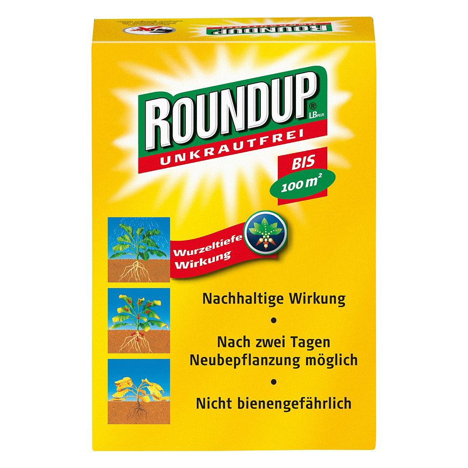 Unkrautvernichter �Roundup-LB-Plus-Unkrautfrei�