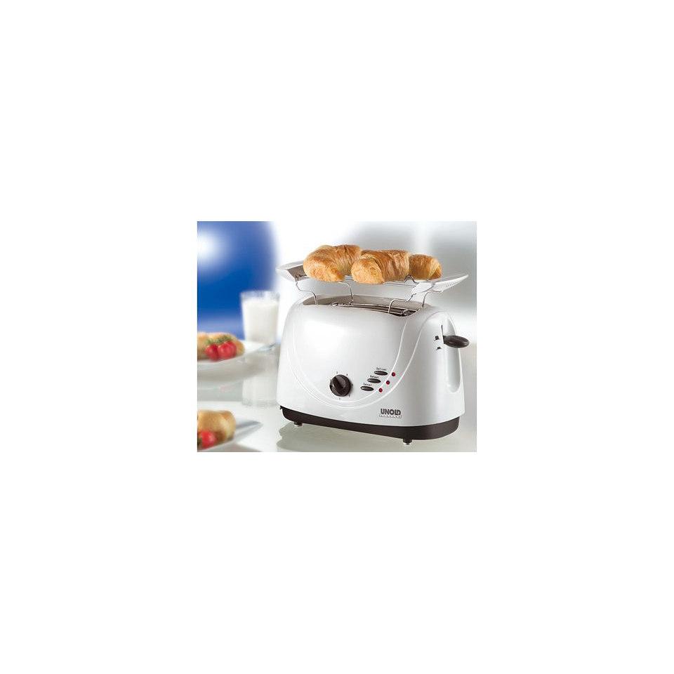Unold Automatik-Toaster White Line 8040