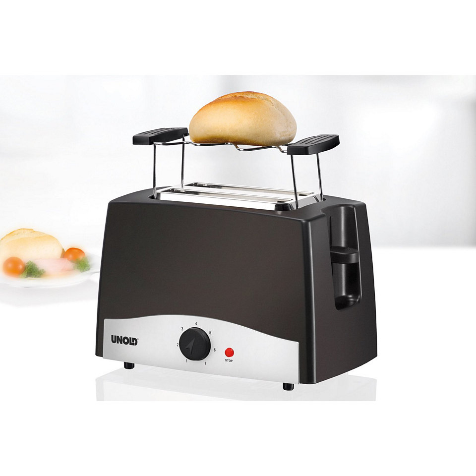 Unold Toaster »Silver Wave«