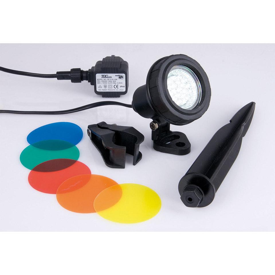 Unterwasserscheinwerfer �MultiBright 20 LED�