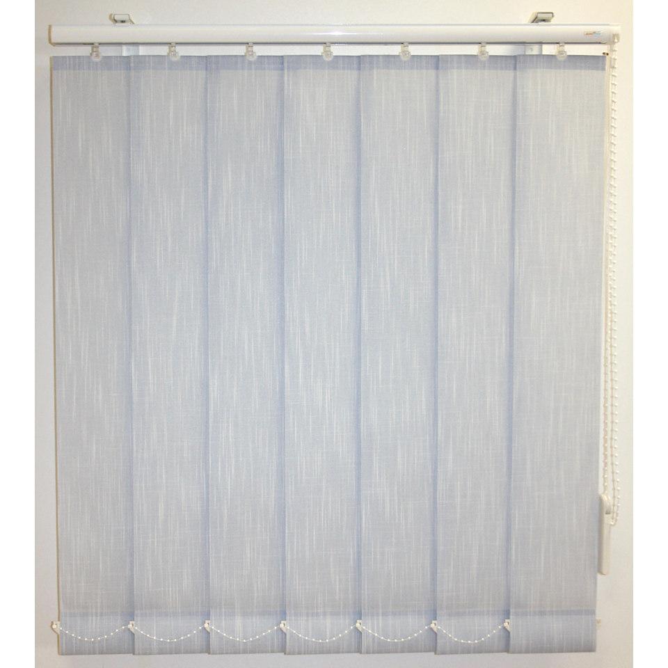 Vertikal Lamellen Vorhang, Sunlines, �Alena�, im Wunschma�, Lichtschutz