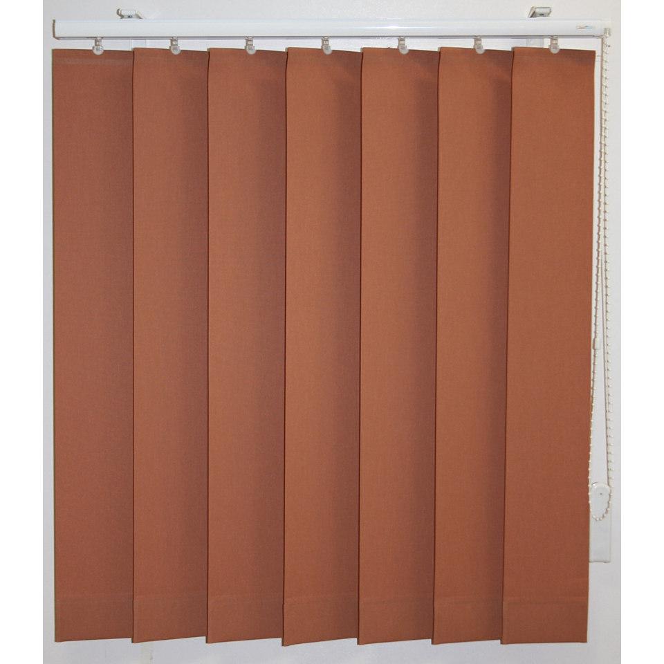 Vertikal - Lamellen - Vorhang, Sunlines, »Montana«, Wunschmaß
