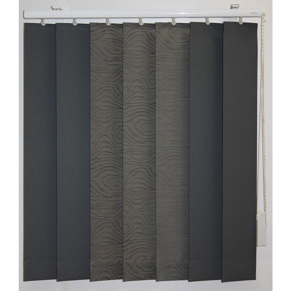 Vertikal - Lamellen Vorhang, Sunlines, �Montrey�, Wunschma�