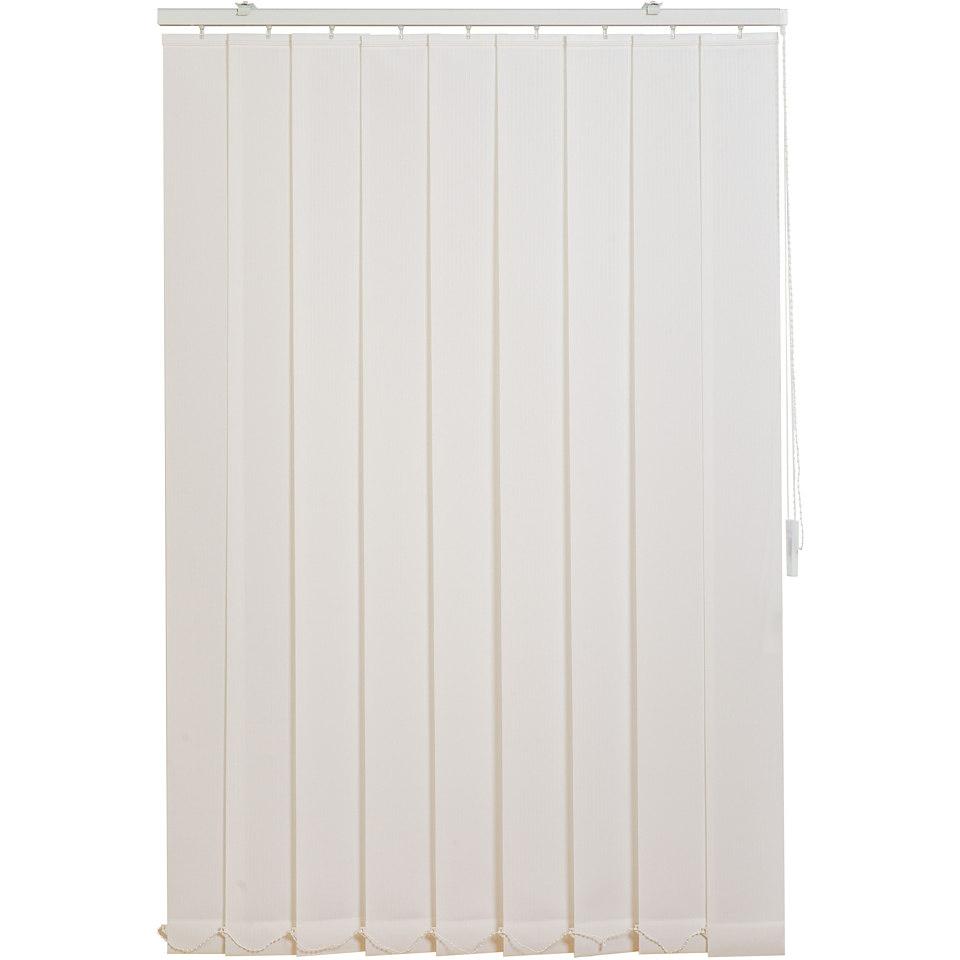 Vertikal Lamellen Vorhang, Sunlines, im Fixma�, Lichtschutz