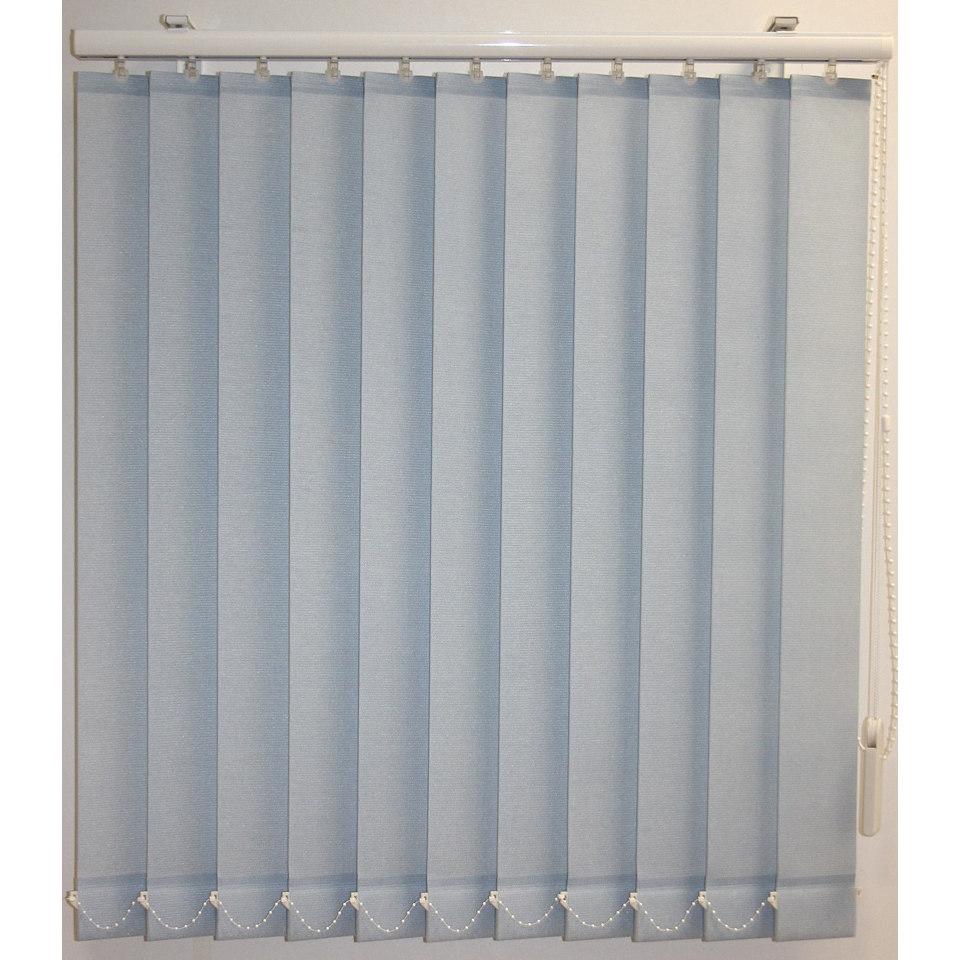 Vertikal Lamellenvorh�nge, Sunlines, �Aenne�, mit 89 mm Lamellen, im Wunschma�