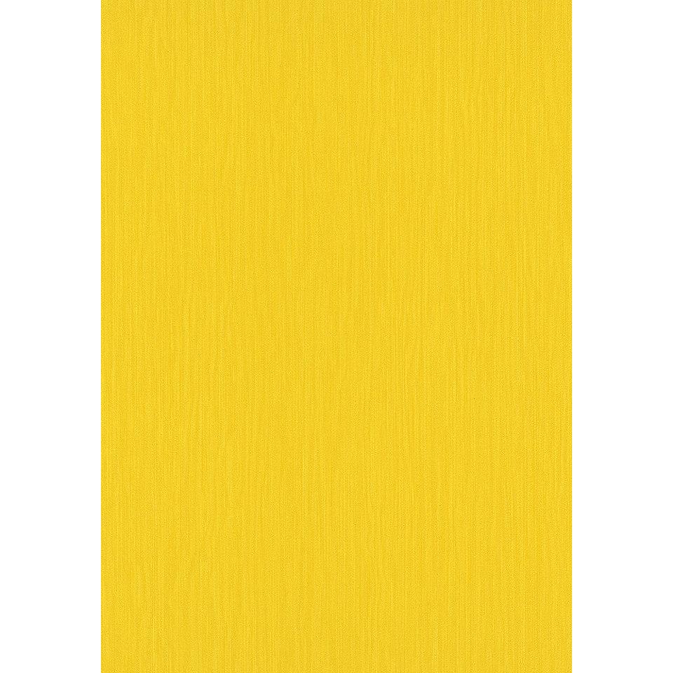 Vliestapete »Ambiance«, Uni gold