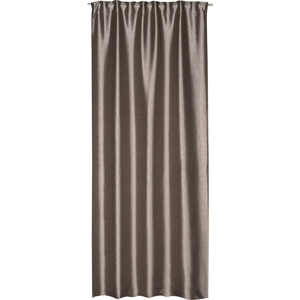Vorhang, Elbersdrucke, »DEEP SHADE« (1 Stück)