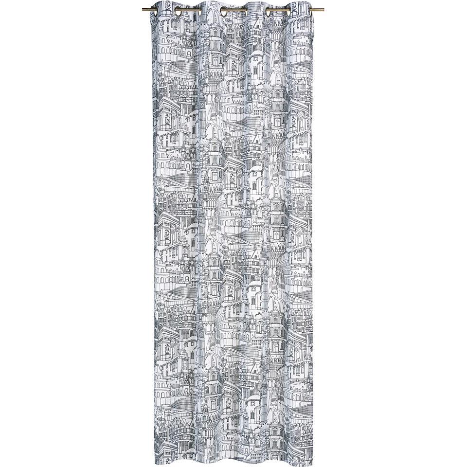 Vorhang, Elbersdrucke, �SIGHTSEEING� (1 St�ck)