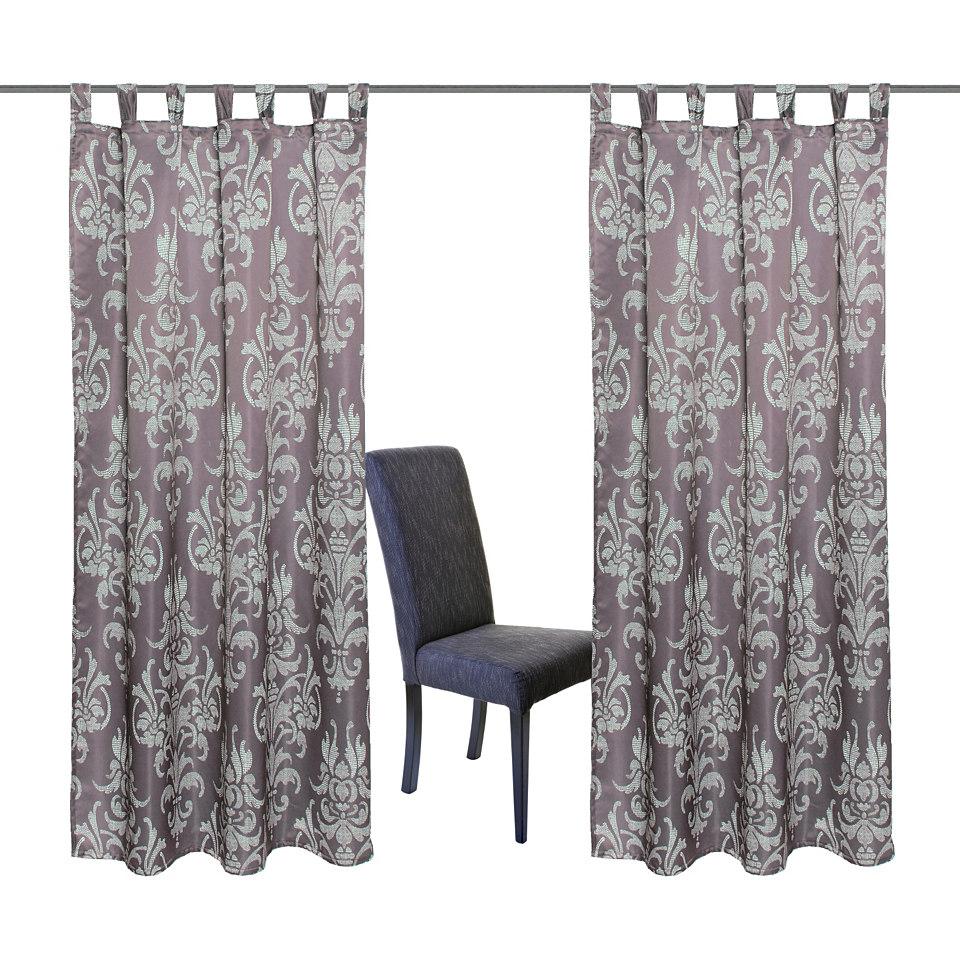 Vorhang, Home Wohnideen, �Fella� (2 St�ck)
