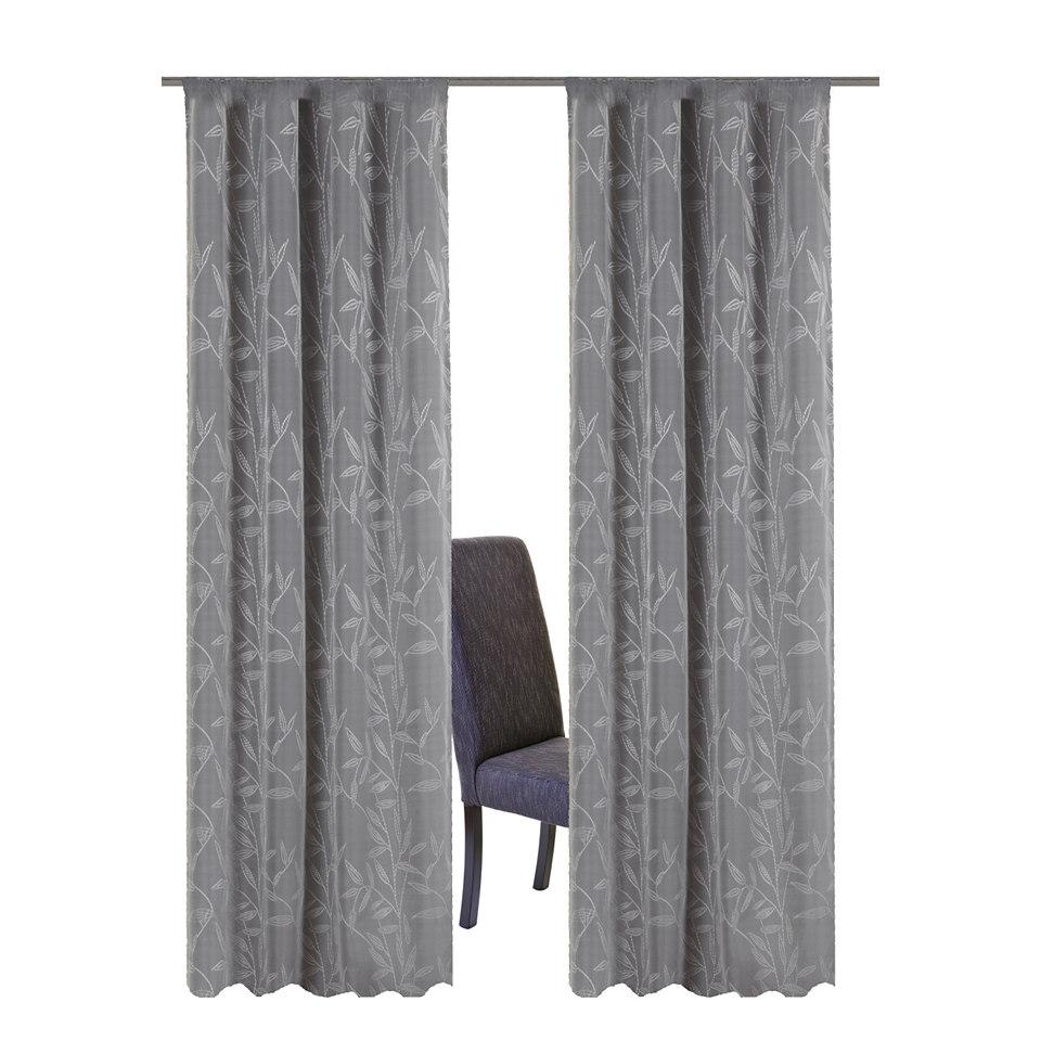Vorhang, Home Wohnideen, »Linosa« (2 Stück)