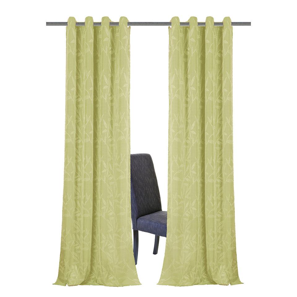 Vorhang, Home Wohnideen, �Linosa� (2 St�ck)
