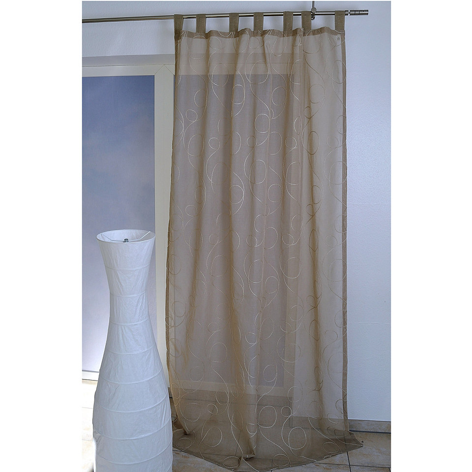 Vorhang, »Jasmin«, Home affaire (1 Stück)