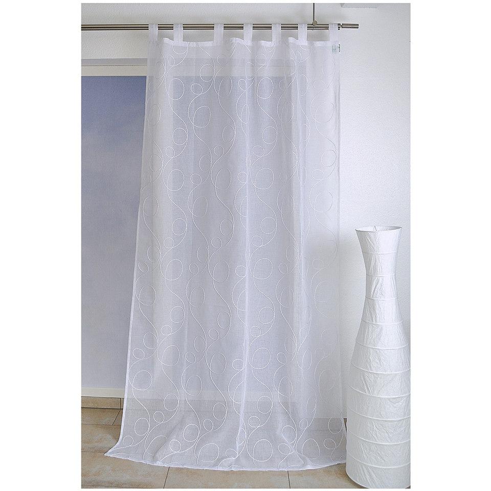 Vorhang, �Jasmin�, Home affaire (1 St�ck)