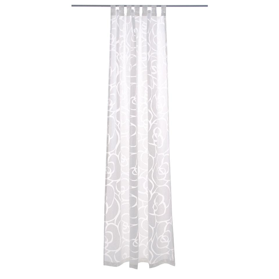 Vorhang, Raffi, »Rose« (1 Stück)