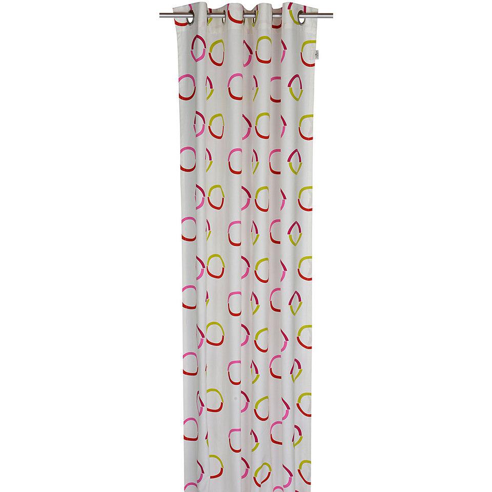 Vorhang, Tom Tailor, �T-Circles� (1 St�ck)