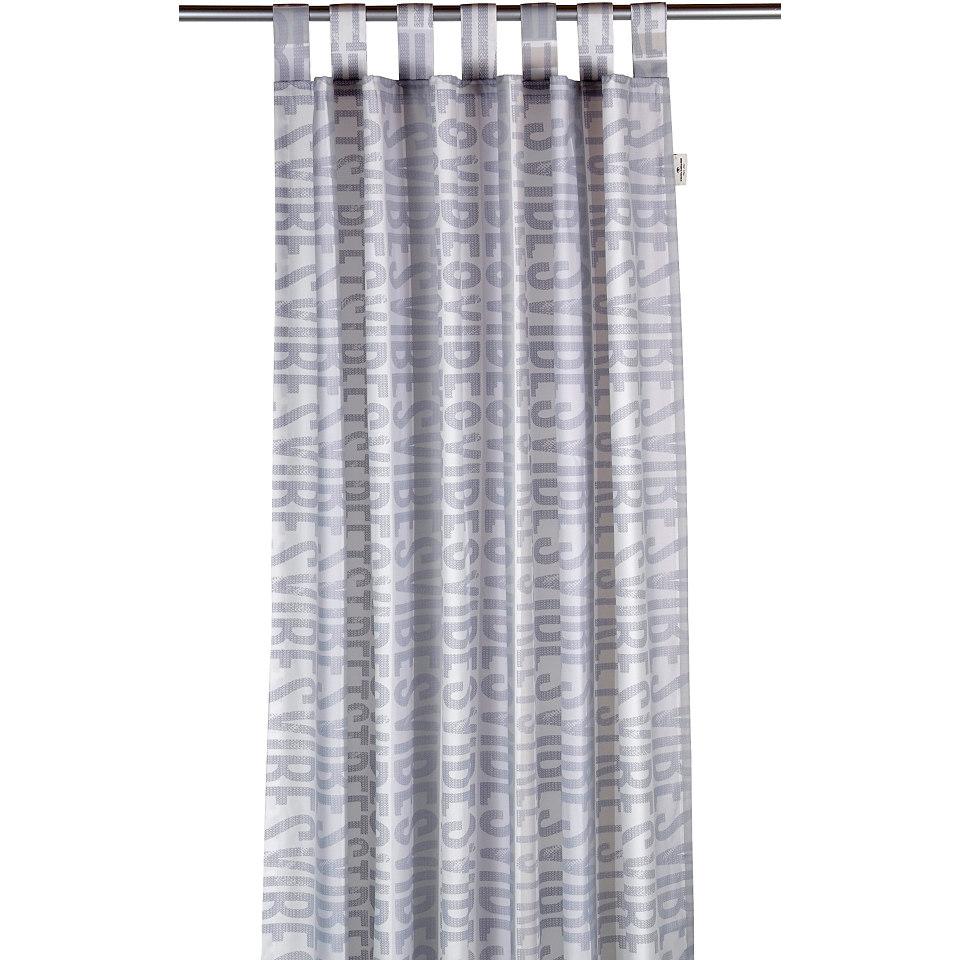Vorhang, Tom Tailor, �T-Street Vibes� (1 St�ck)