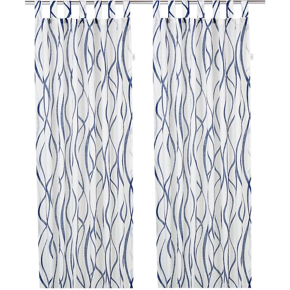 Vorhang, Tom Tailor, �Waved Stripes� (1 St�ck)