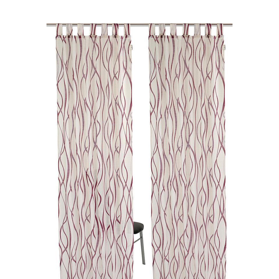 Vorhang, Tom Tailor, »Waved Stripes« (1 Stück)
