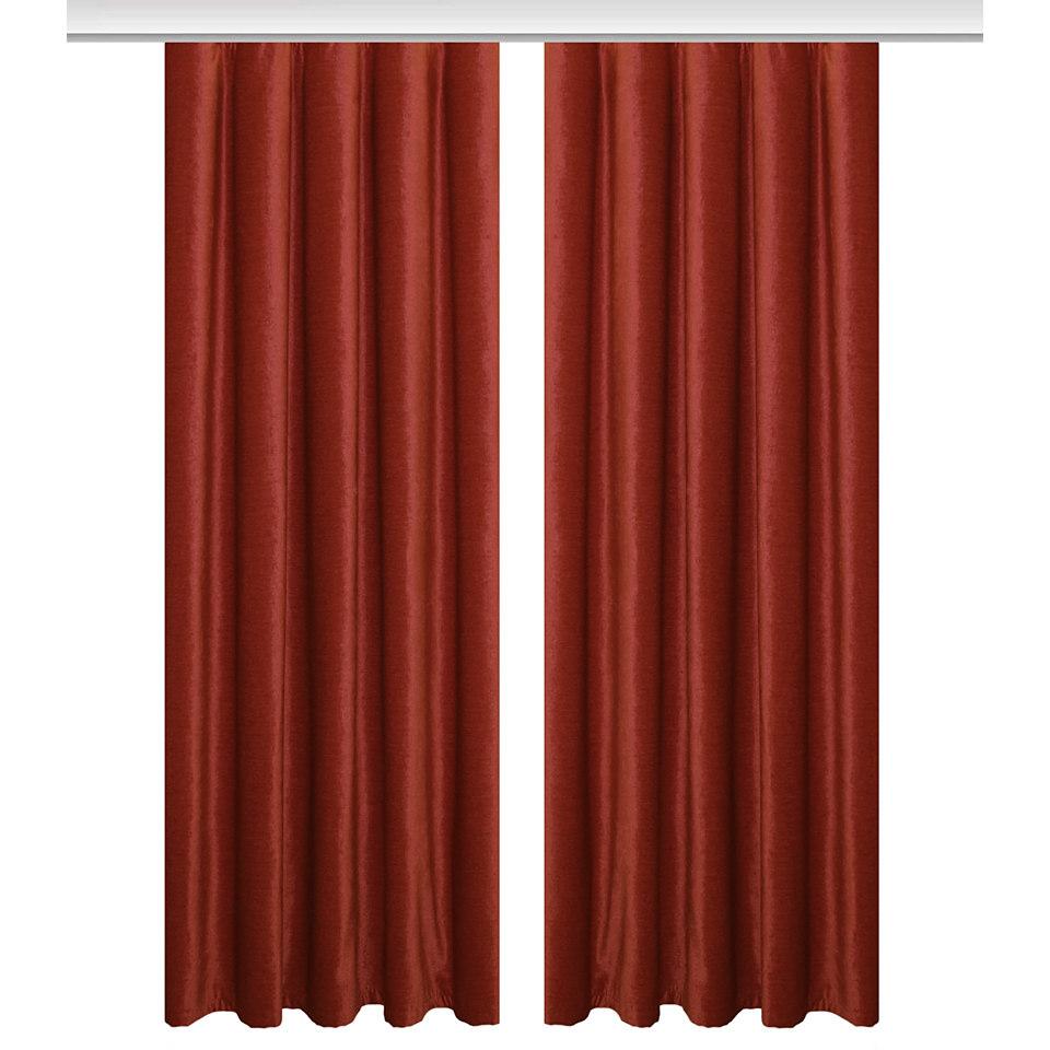 Vorhang, Vhg, »Amy« (2 Stück)