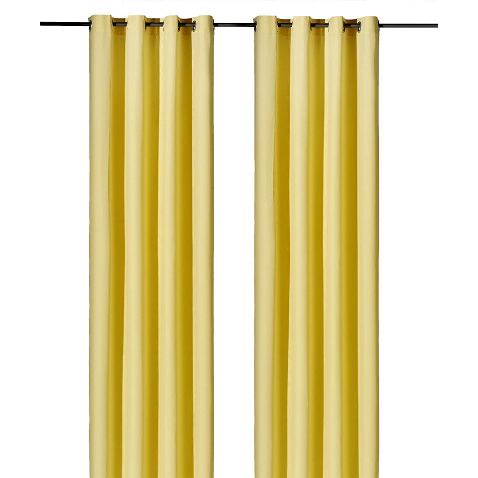 Vorhang, Weckbrodt-Gardinen, »Vito«, mit Ösen(1 Stück)