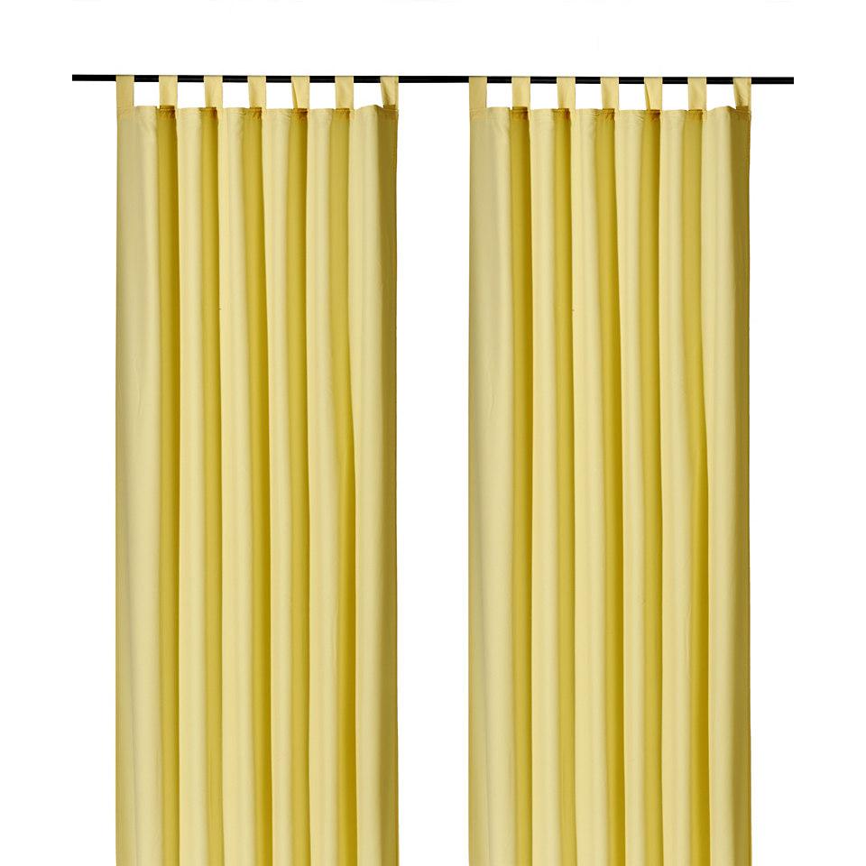 Vorhang, Weckbrodt-Gardinen, »Vito«, mit Schlaufen (1 Stück)