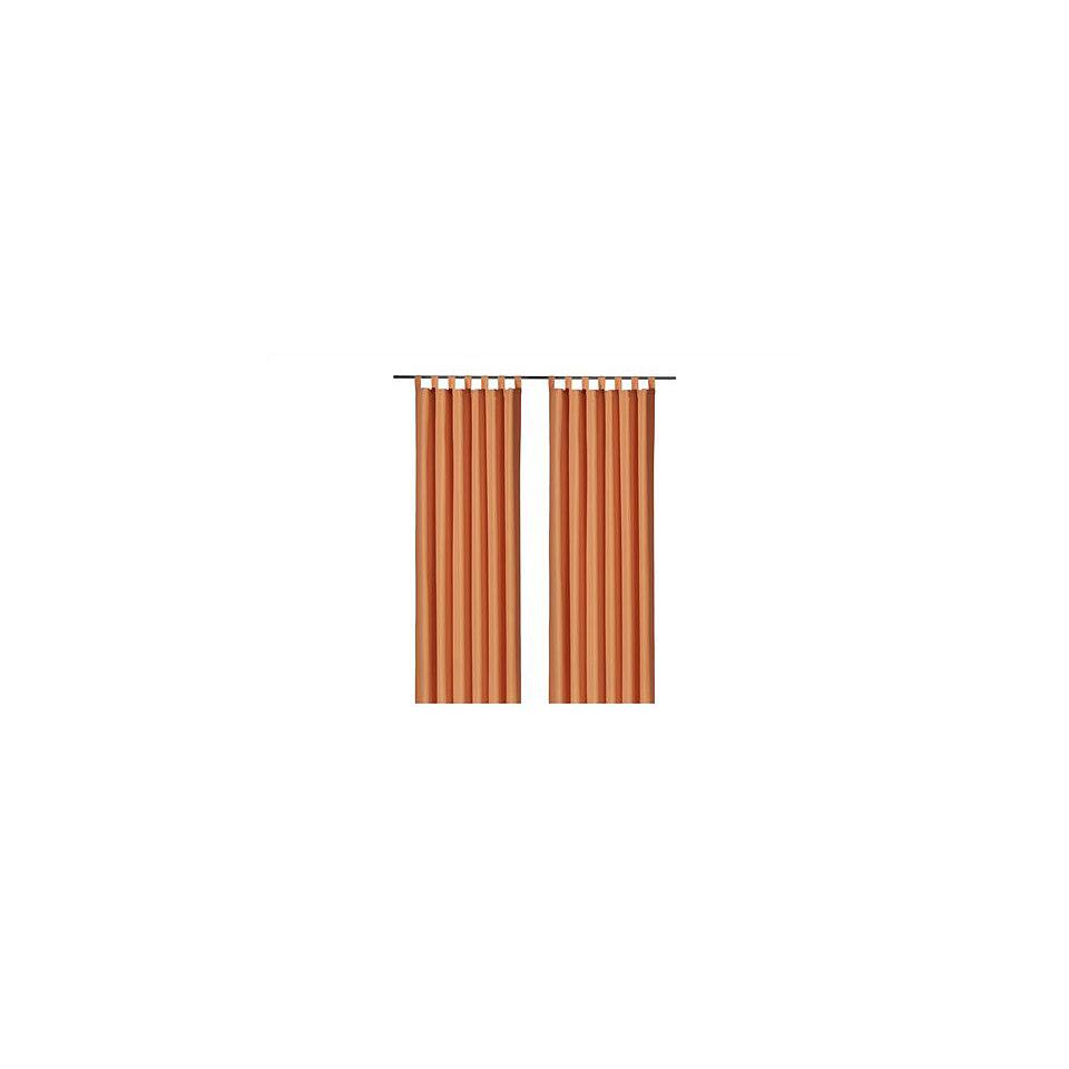 Vorhang, Weckbrodt-Gardinen, �Vito�, mit Schlaufen (1 St�ck)