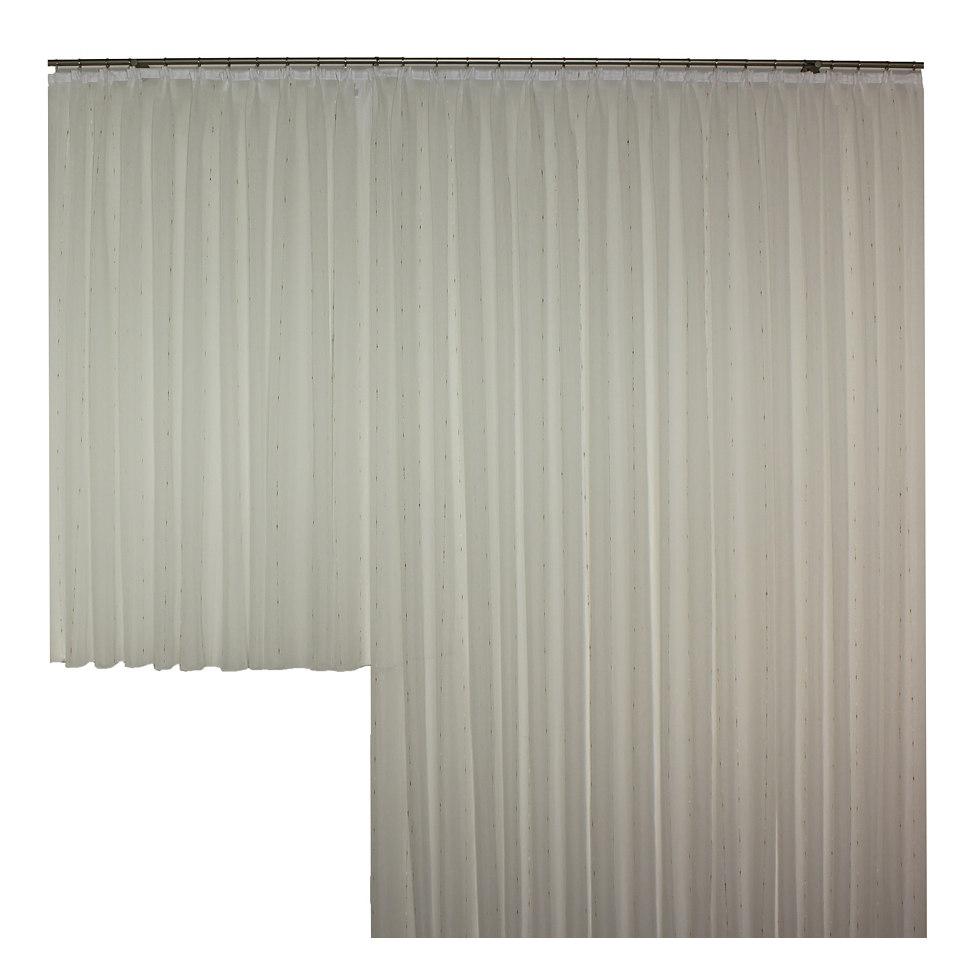 Vorhang, Wirth, »Anja mit Faltenband« (1 Stück)