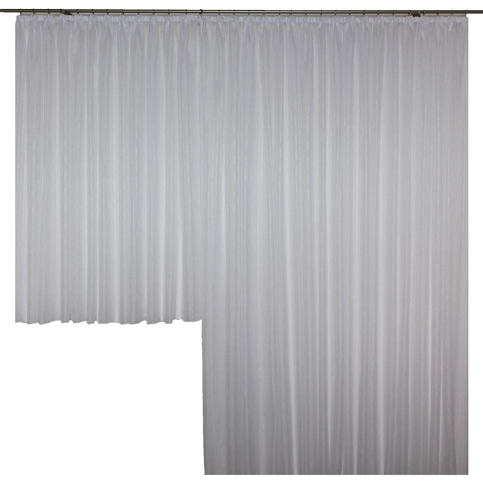 Vorhang, Wirth, �Hanna mit Faltenband� (1 St�ck), nach Ma�