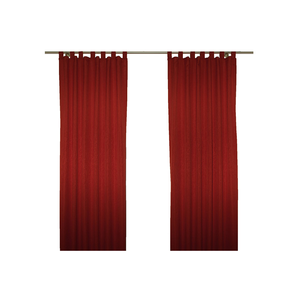 Vorhang, Wirth, »Lahnstein« (2 Stück)