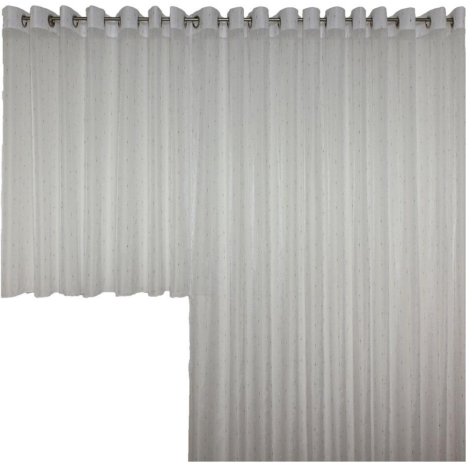 Vorhang, Wirth, �Patricia mit Faltenband� (1 St�ck)