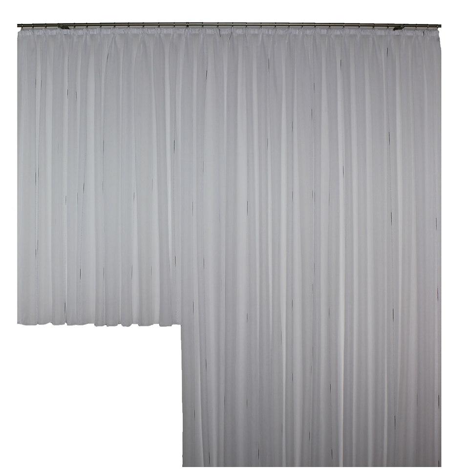 Vorhang, Wirth, �Theresa mit Faltenband� (1 St�ck)