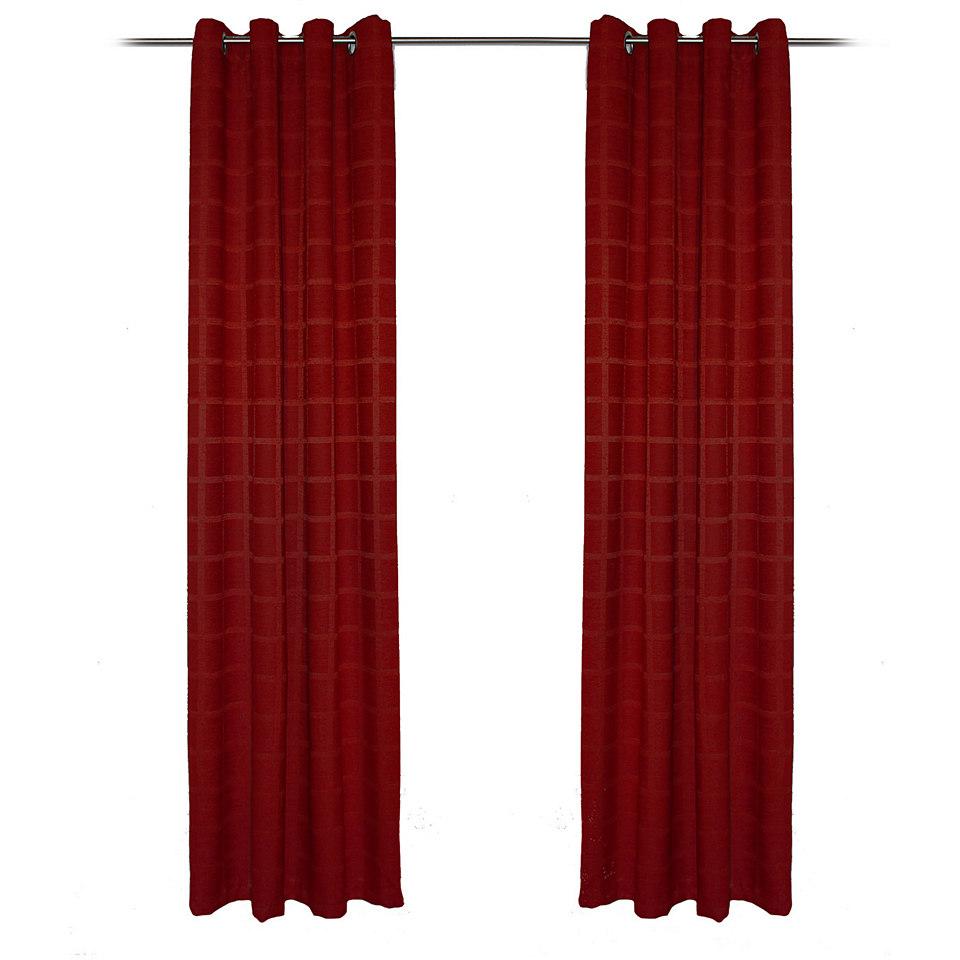 Vorhang, Wirth, »Toco-Karo« (1 Stück)