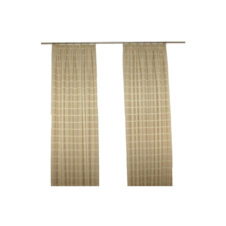 Vorhang, Wirth, �Toco-Karo� (1 St�ck)