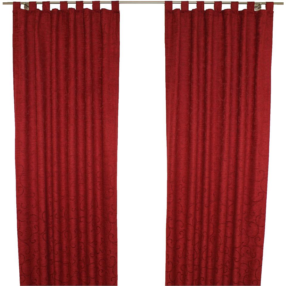 Vorhang, Wirth, �Toco-Ranke� (1 St�ck)