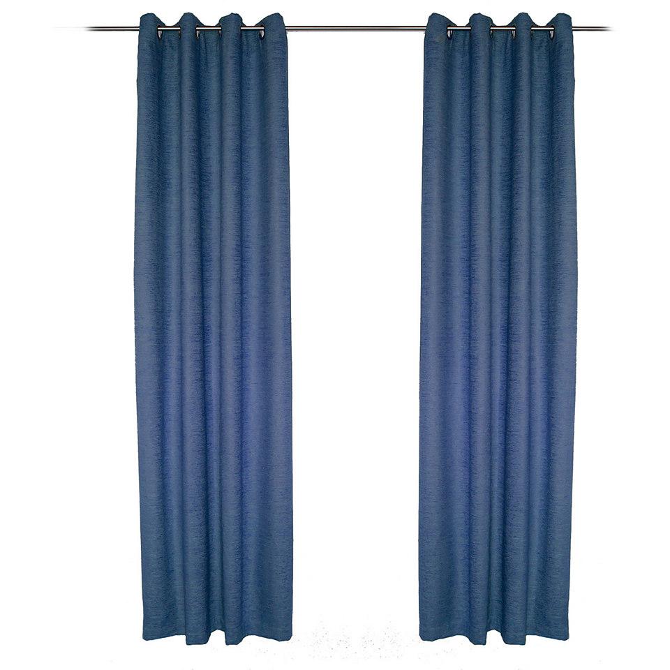 Vorhang, Wirth, »Toco-Uni« (1er Pack)