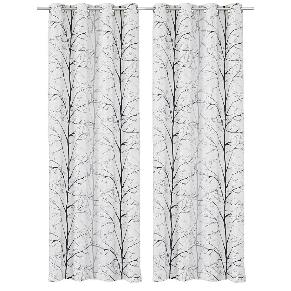 Vorhang, my home, »Baris« (2 Stück)