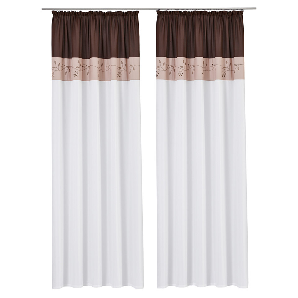 Vorhang, my home, »Elista« (2 Stück)