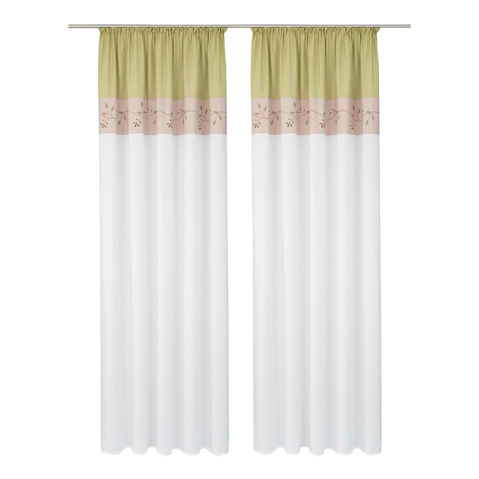 Vorhang, my home, �Elista� (2 St�ck)