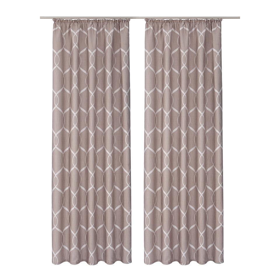 Vorhang, my home, �Frenda� (2 St�ck)