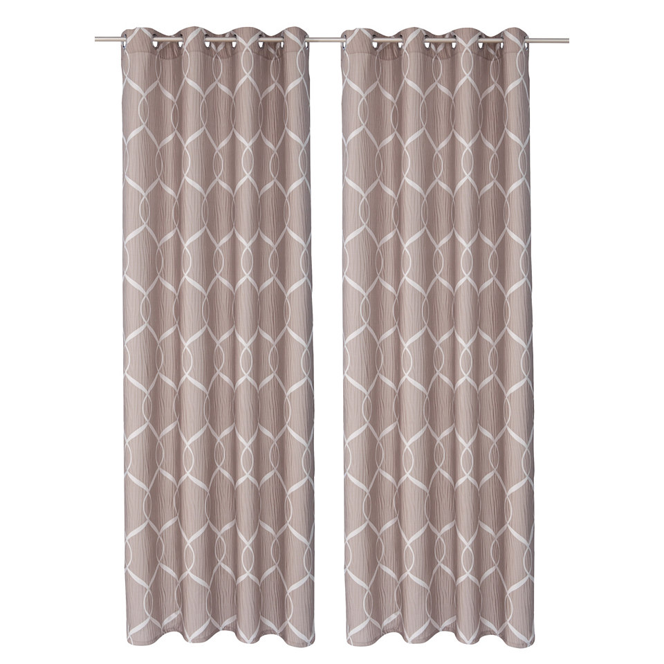 Vorhang, my home, »Frenda« (2 Stück)