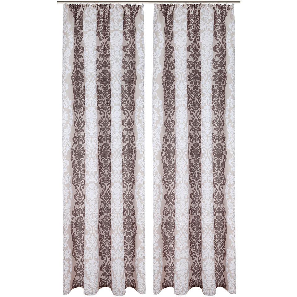 Vorhang, my home, »Gedser« (2 Stück)